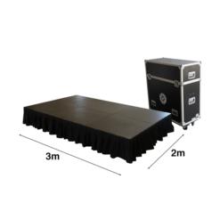 Intellistage™ 6sqm stage package