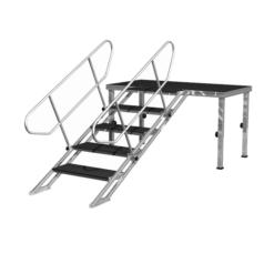 Adjustable Steps