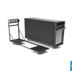 ProFlex™ Upright Storage Trolley